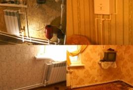 Монтаж Отопление в частном доме